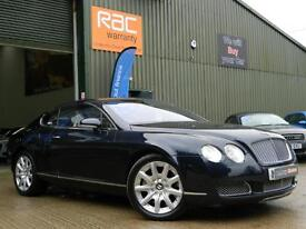2004 BENTLEY CONTINENTAL 6.0 GT 2DR COUPE PETROL