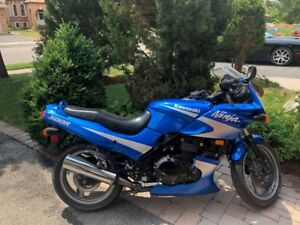 Kawasaki Ninja For Sale - Excellent Condition