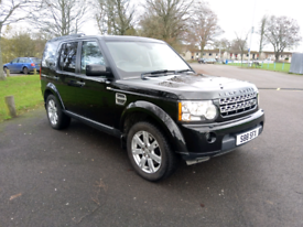 2010 '60 Land Rover Discovery 4 XS 3.0 SDV6 New Timing Belt, Service & MOT