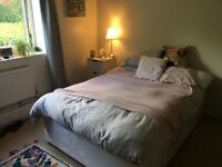 Double room in leafy Highgate w/ great housemates!