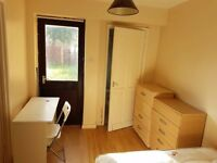FANTASTIC double EN SUITE in STRATFORD near the STATION