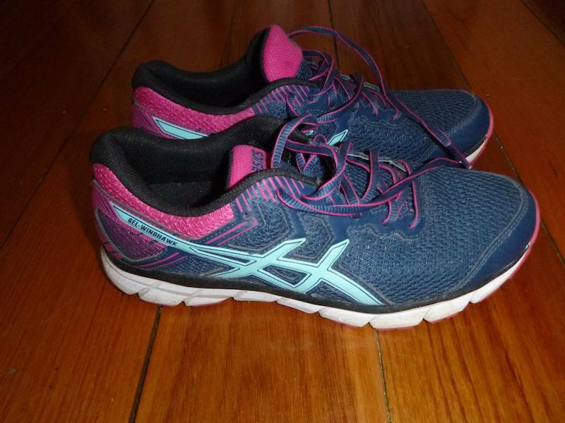 Size 40 Asics Windhawk 9 Runners Navypink Ladies Gel BXqHzqv