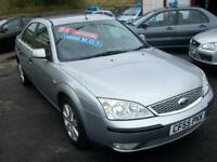 Ford Mondeo 1.8 2005.5MY Silver