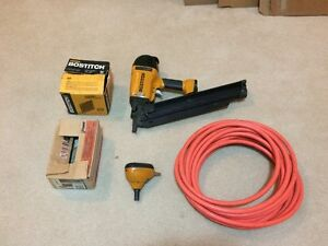 Bostitch Framing nailer and accessories