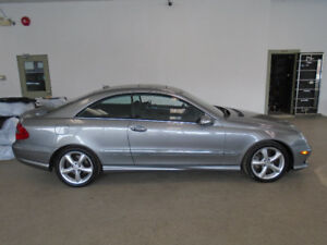 2009 MERCEDES CLK550 AMG PKG! 382HP! 106,000KMS! ONLY $14,900!!!