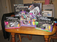 G1 TRYPTICON Vintage Transformers ULTIMATE TRYPTICON COMPLETE