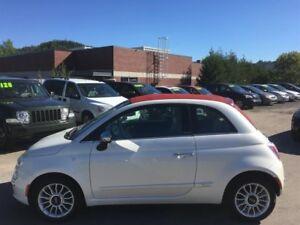Fiat 500 2dr Conv 2012