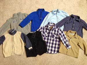 Size 3 Boy Clothes - over 60 items!