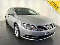 2014 VOLKSWAGEN CC BLUEMOTION TDI 1 OWNER VW SERVICE HISTORY FINANCE PX