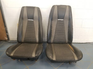Ford Mach 1 Front Seats 1969-70