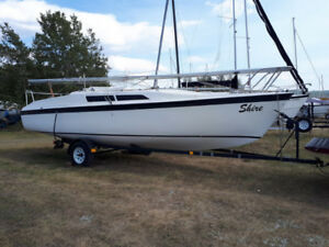 Sailboat  MacGregor-S  1993 with trailer and motor $8000.00