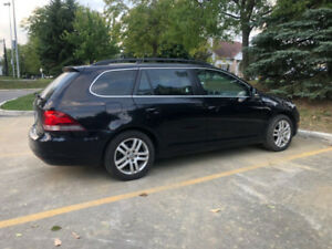 2011 VW Golf SportWagen TDI Highline