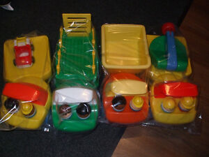 Véhicules little tikes 10$ ch.  450-994-2242