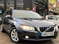 2007 VOLVO V70 2.4 D5 SE GEARTRONIC 5DR AUTOMATIC ESTATE DIESEL ESTATE DIESEL