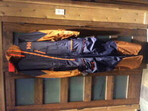 Helly Hansen ULLR Powder suit one piece