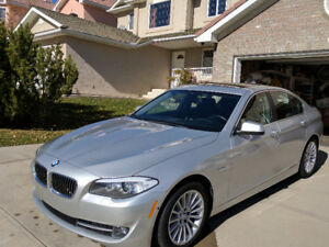 **2013 BMW 535i XDrive Sedan for Sale! Best 5 series on Kijiji**