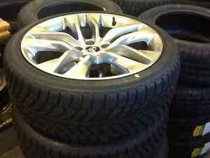 LOW PROFIL WINTER TIRES STUDED.......