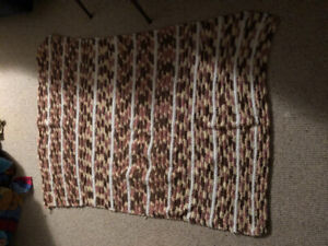 Hand made dishcloths, book covers and Afghans