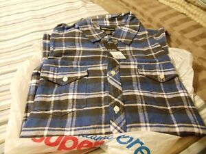 mens flannel shirt size 2XL (new) purse & slippers new also
