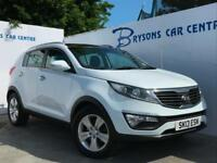 2013 13 Kia Sportage 1.7CRDi ( 2WD ) 2 Manual Diesel for sale in AYRSHIRE