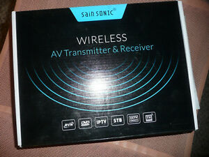 Video/Audio Transmitter and Receiver