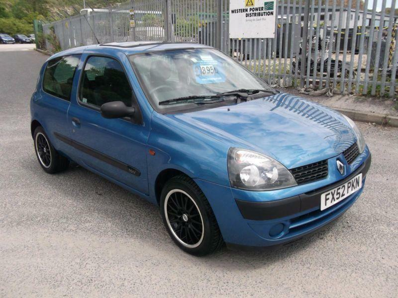renault clio 1 2 16v expression in plymouth devon gumtree. Black Bedroom Furniture Sets. Home Design Ideas