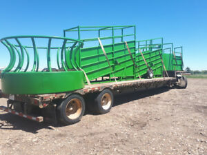 PANELS, LOADING CHUTES, BUNK FEEDERS AND MORE!!