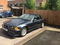 BMW 328i convertible 1998 E36 Not m3 mtec e38 e39 e46