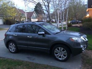 2011 Acura RDX-AWD  with extra set of winter tires on rims!