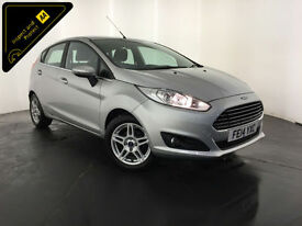 2014 FORD FIESTA ZETEC TDCI DIESEL 1 OWNER SERVICE HISTORY FINANCE PX WELCOME