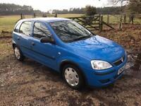 2004 Vauxhall Corsa 1.0 i 12v Life 5dr