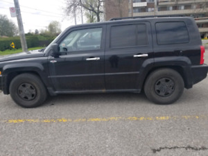 jeep patriot 2009 a vendre