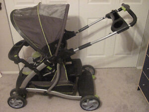 Fisher Price Stand'n Ride Duo Stroller