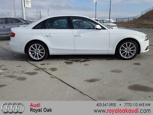 2014 Audi A4 2.0 8sp Tiptronic Progressiv   - Certified