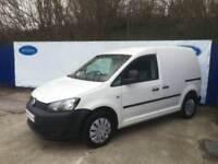 2011 61 Volkswagen Caddy 1.6TDI ( 102PS ) C20 Diesel Van