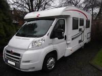 BURSTNER T580 MARANO, LOW PROFILE, 3 BERTH, LHD, FULLY WINTERISED, LOW MILEAGE