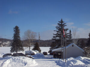 Cottage on Snowmobile Trails for Rent!!