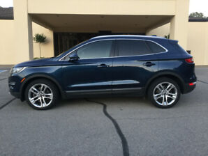 2015 Lincoln MKC AWD Res 3 YR 60,000 KM WARRANTY. PREM.CARE