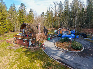 fabulous investment/development property-248 Street Maple Ridge!