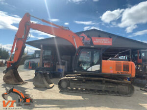 Hitachi ZX290 LC-5 Excavator