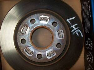 Holden Commodore VE SV6 FRONT AND BACK ROTORS AND PADS USED. Newmarket Brisbane North West Preview