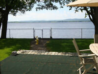 Waterfront home/cottage in Constance Bay for sale