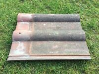 Free roof tiles available for collection