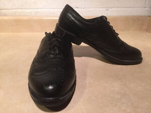 Men's Deer Stags Comfort Footwear Leather Dress Shoes Size 8.5 London Ontario image 6