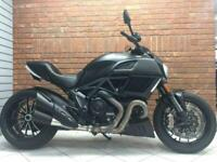 Ducati Diavel Dark 2017/17