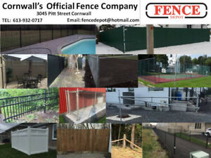 FENCE - DON'T WAIT , BOOK YOU NEW FENCE