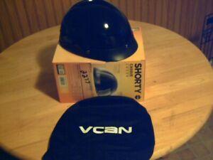 NEW Shorty Classic Half-Shell Helmet, Gloss Black size M