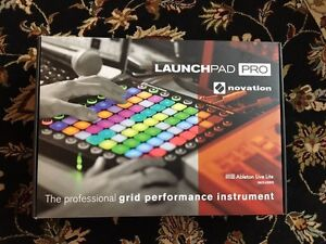 Almost New Novation Launchpad Pro