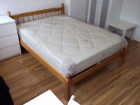 NO AGENCY FEE - Fantastic Double Room Available Now In Crossharbour - Close to Canary Wharf