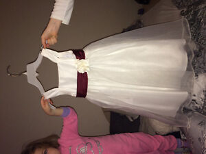 Flower girl dress - Alfred Angelo